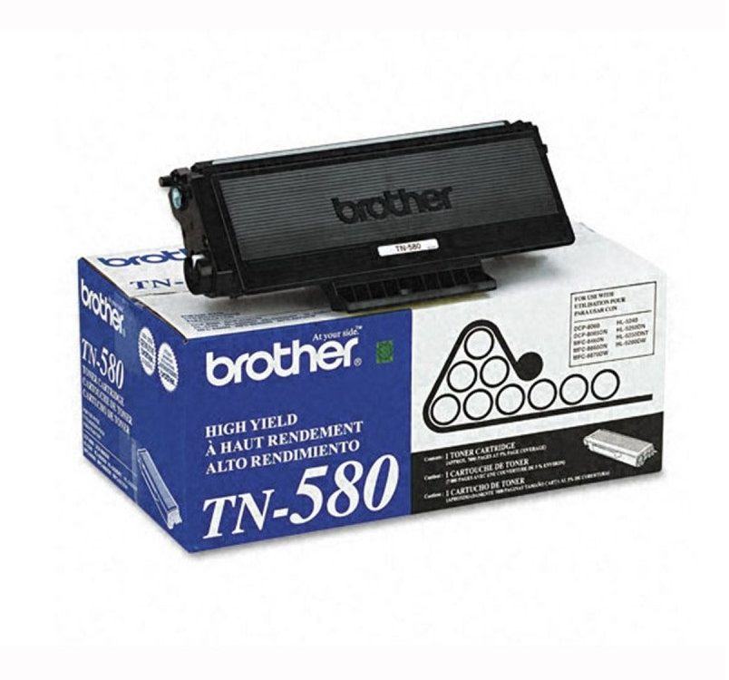 toner para impressoras brother tn 580