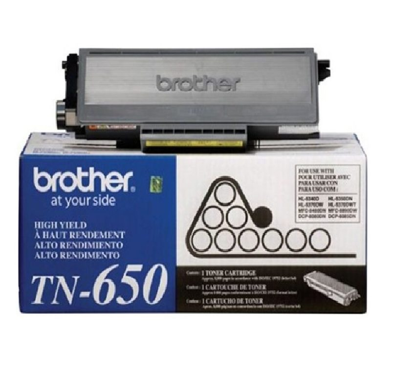 toner para impressoras brother tn 650