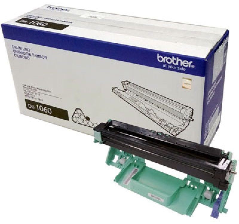 Cilindro para impressora brother DR-1060, Tambor para impressora brother DR-1060, Fotoreceptor para impressora brother DR-1060